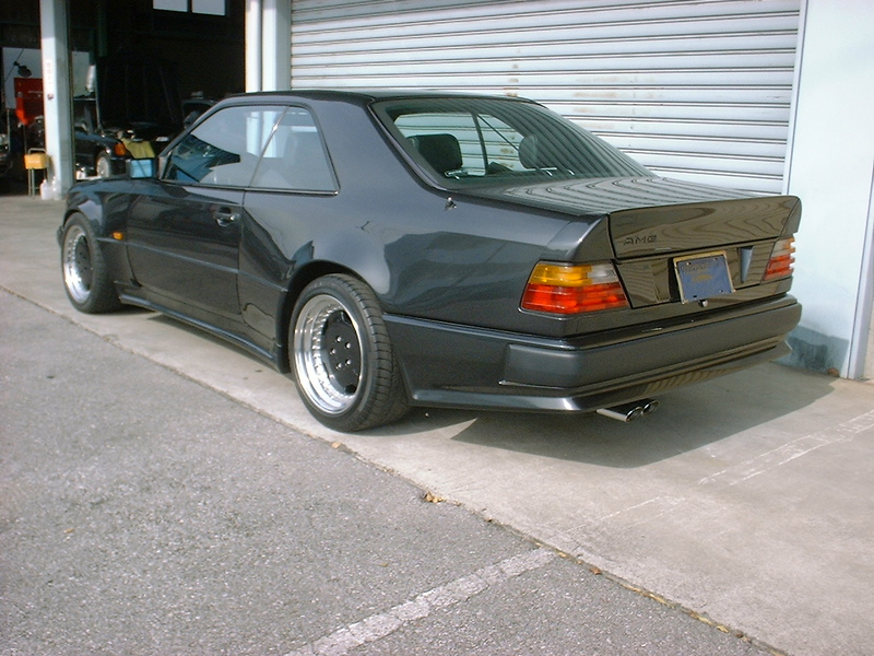 Mercedes Benz Of Rocklin >> That '89 w124 AMG widebody.....WOW - Mercedes-Benz Forum